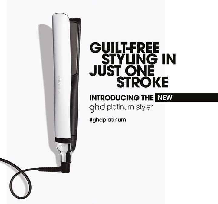 NEW ghd platinum®