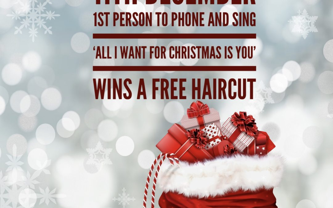 X factor your way to a free haircut!