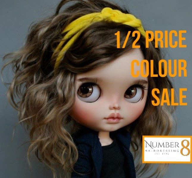 Colour Sale for June