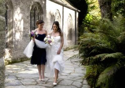 Bridal Hair in Cornwall