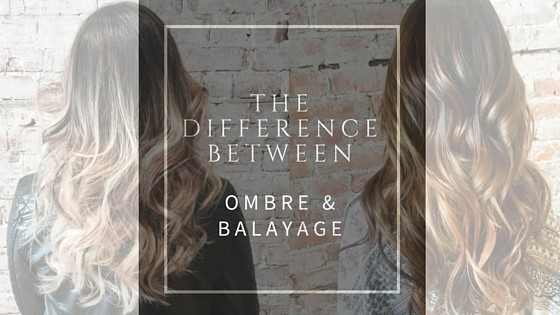 The Difference Between Ombre And Balayage Number 8