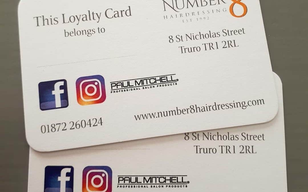 Our new loyalty cards are here